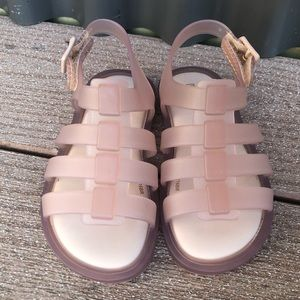 🆕 Mini Melissa Jelly Sandals